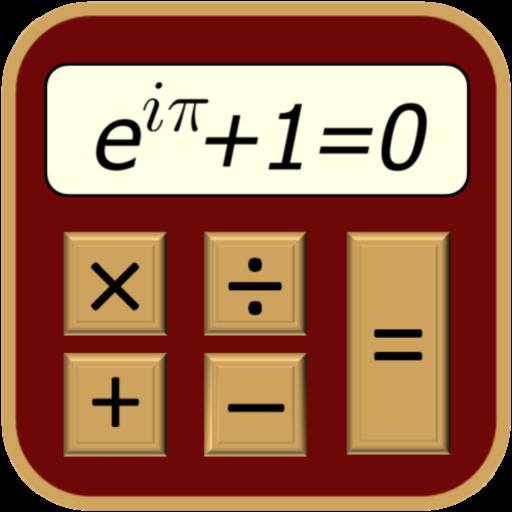 TechCalc Scientific Calculator أيقونة