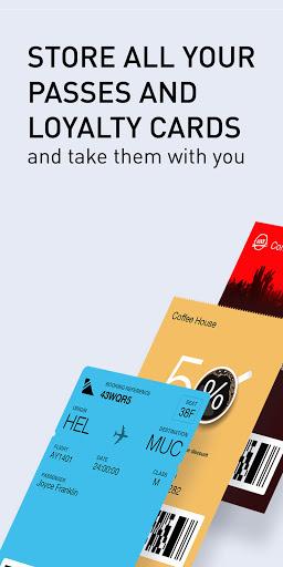 PassWallet - Passbook   NFC screenshot 1