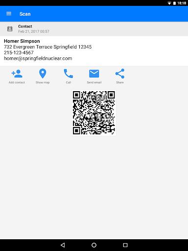 QR & Barcode Scanner screenshot 10