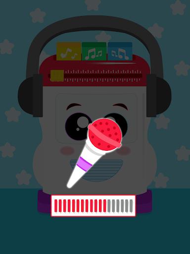 Baby Radio Toy. Kids Game 8 تصوير الشاشة