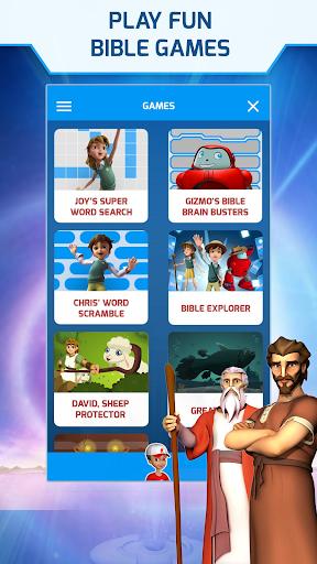 Superbook Kids Bible, Videos & Games (Free App) screenshot 9