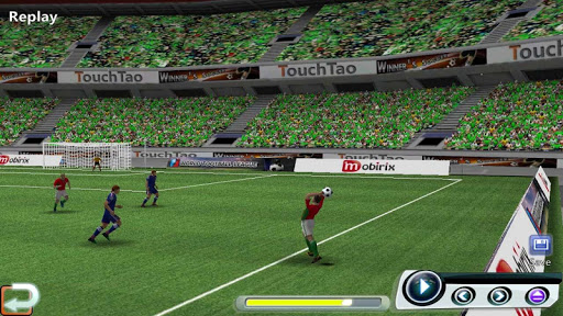 Football League Dunia screenshot 3