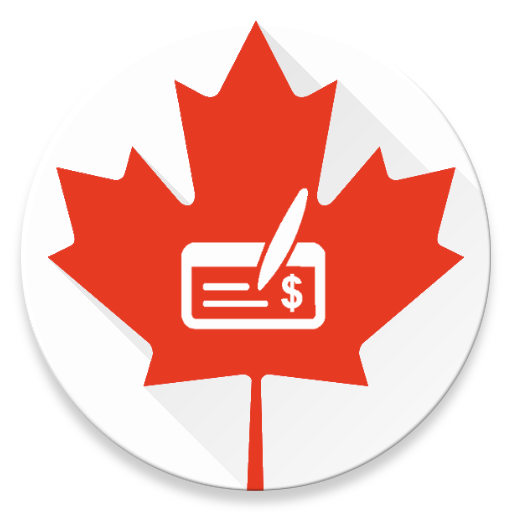 Canadian Pay Cheque Calculator icon