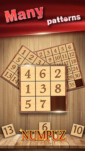 Numpuz: Classic Number Games, Free Riddle Puzzle 3 تصوير الشاشة