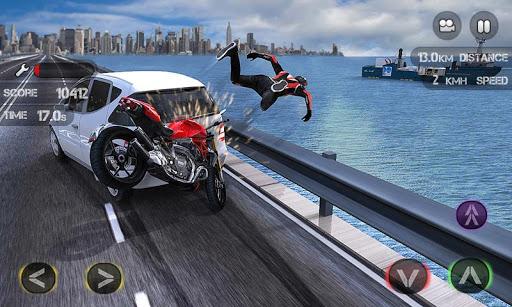 Race the Traffic Moto स्क्रीनशॉट 5