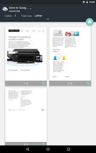 Cloud Print screenshot 7