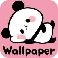 वॉलपेपर : पांडा - MOCHI MOCHI PANDA on APKTom
