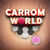 Carrom World : Online & Offline carrom board game on 9Apps