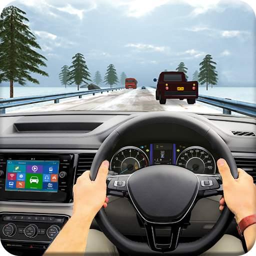 Traffic Racing In Car Driving : Free Racing Games