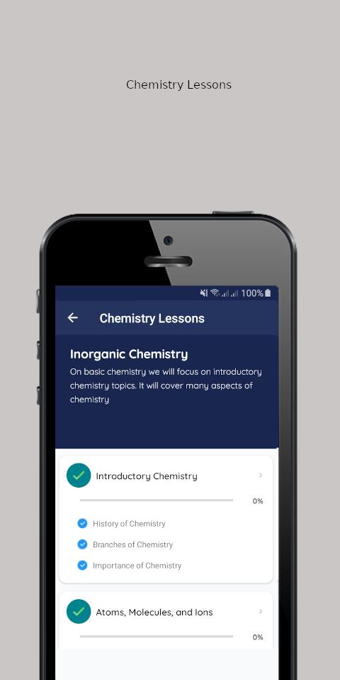 Complete Chemistry - Periodic Table 2020 screenshot 6