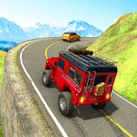Offroad Mountain Car Parking & Driving Games 2021 on 9Apps