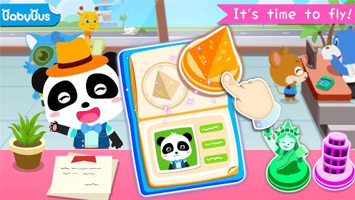 बेबी पांडा का एयरपोर्ट स्क्रीनशॉट 1