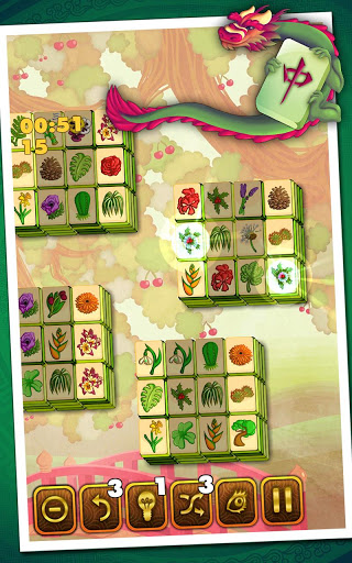 Mahjong Deluxe 8 تصوير الشاشة
