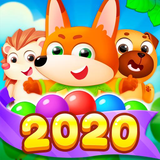 Bubble Shooter 2020 أيقونة