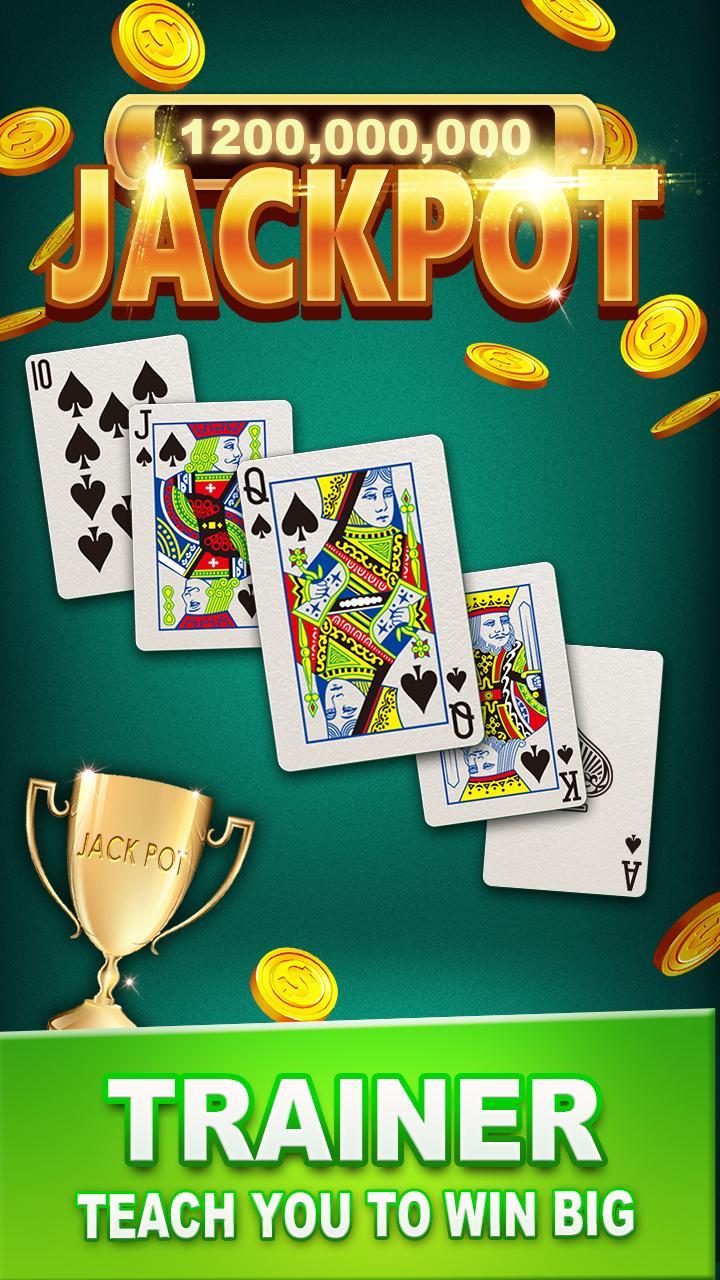 Video  Poker Trainer 5 تصوير الشاشة