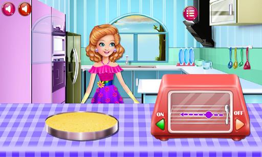 सैंड्रा खाना पकाने के खेल स्क्रीनशॉट 6