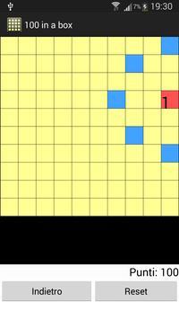 100 in a box screenshot 3