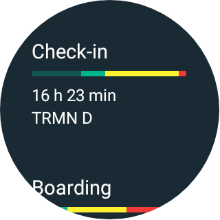 App in the Air - Personal travel assistant screenshot 9