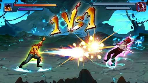 Fighting Champion -Kung Fu MMA screenshot 2