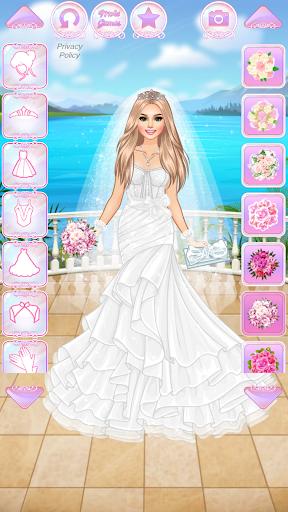 Model Wedding - Girls Games screenshot 2