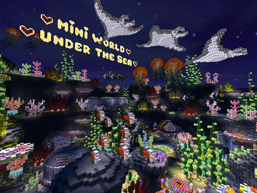 Mini World: Block Art screenshot 10