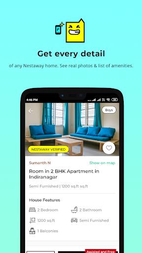 Nestaway- Rent a House, Room or Bed screenshot 2