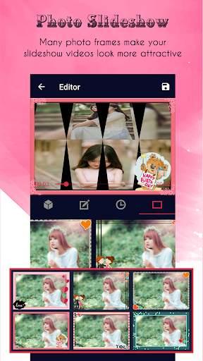 Photo video maker screenshot 5