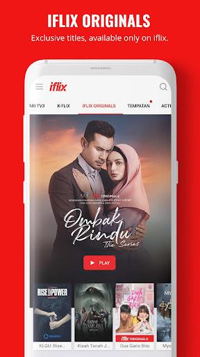 iflix - Movies & TV Series скриншот 3
