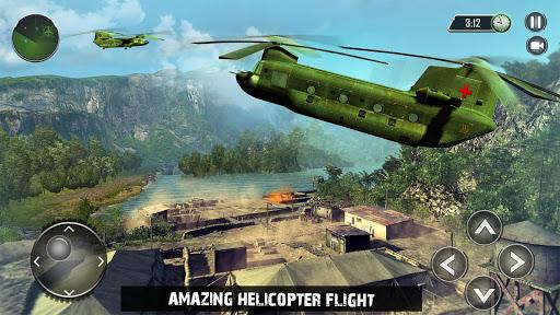 US Army Ambulance Driving Game : Transport Games screenshot 3
