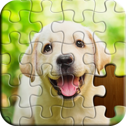 Jigsaw Puzzle أيقونة