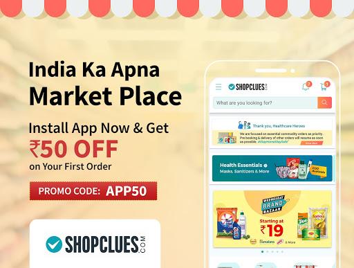 ShopClues: Online Shopping App screenshot 4