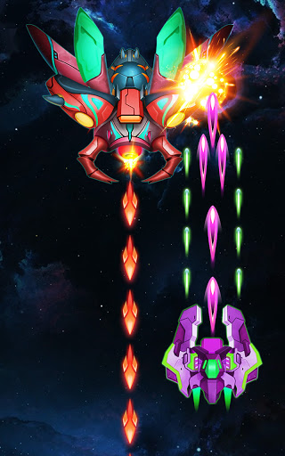 Galaxy Invaders: Alien Shooter -Free Shooting Game 14 تصوير الشاشة