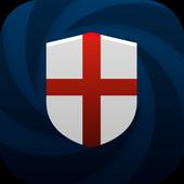 English League Scores आइकन