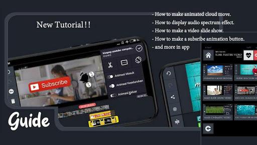 Tips Pro For Kine Master Video Editing screenshot 4