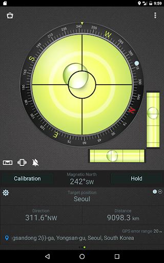 Kompas Poziomica screenshot 12