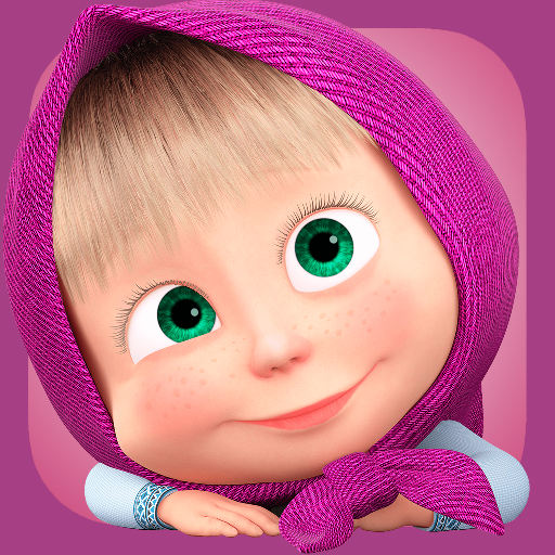 Masha and the Bear. Games & Activities आइकन