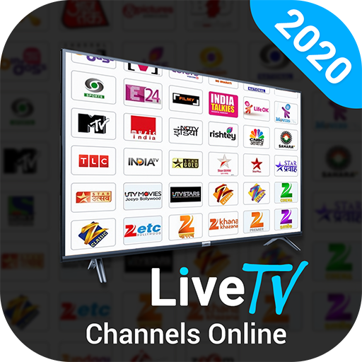 Live TV Channels Free Online Guide icon