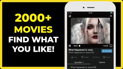 FREECABLE TV App: Free TV Shows, Free Movies, News screenshot 5