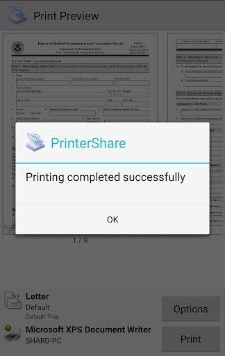 PrinterShare Mobile Print screenshot 7
