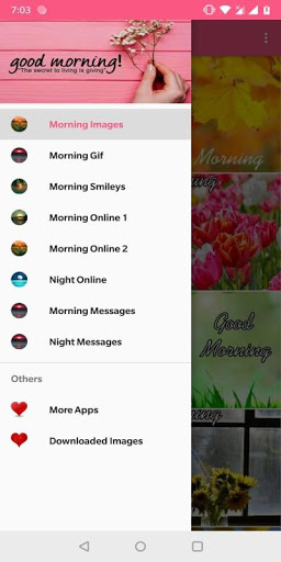 Good Morning Images and Messages screenshot 1