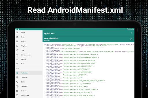 Developer (Material design) screenshot 11