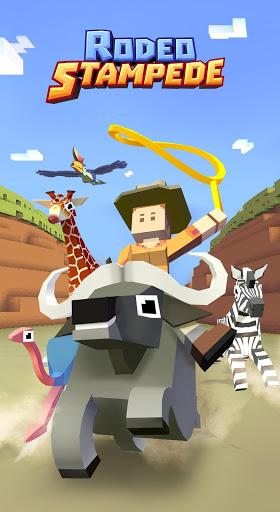 Rodeo Stampede: Sky Zoo Safari 5 تصوير الشاشة