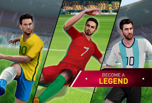 Soccer Star 2020 World Football: World Star Cup screenshot 1