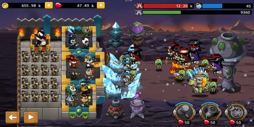 ملك قلعة الدفاع 2 تصوير الشاشة