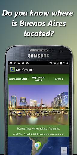Geo Genius 2 تصوير الشاشة