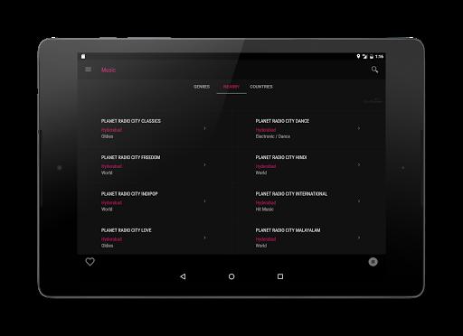 Radioverse - Internet Radio screenshot 17