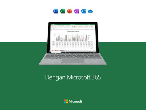 Microsoft Excel: Buka, Edit, & Buat Lembar Bentang screenshot 10