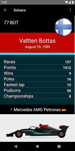Racing Calendar 2021 screenshot 7