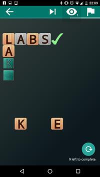ScrabWord: Word Puzzle Game screenshot 2