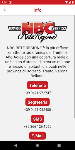 NBC RETE REGIONE screenshot 4